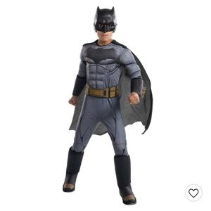 EUC Batman Muscles Costume